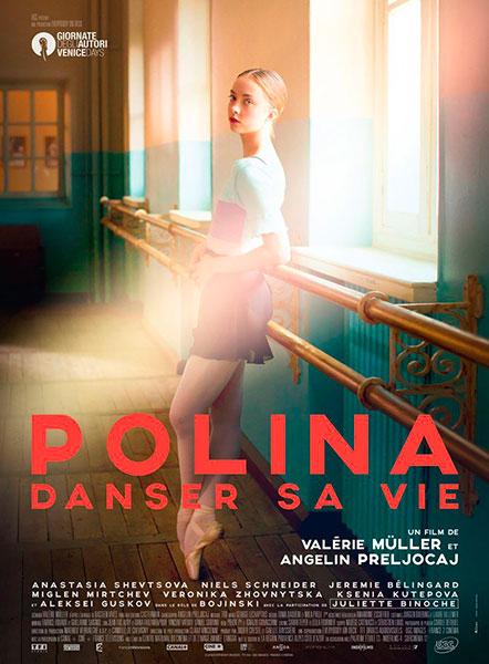 Affiche de Polina, danser sa vie réalisé par Valérie Müller et Angelin Preljocaj
