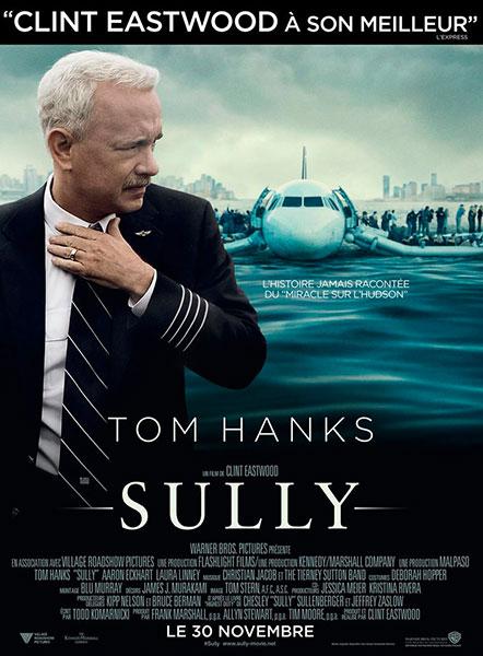 Affiche de Sullyde Clint Eastwood
