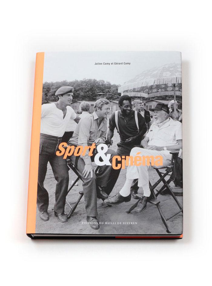 Bibliothèque Idéale : Sport et cinéma - Julien Camy et Gérard Camy