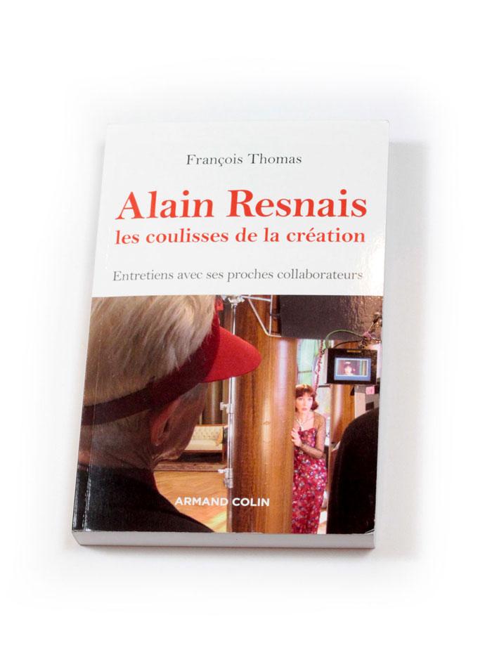 Bibliothèque Idéale : Alain Resnais - les coulisses de la création
