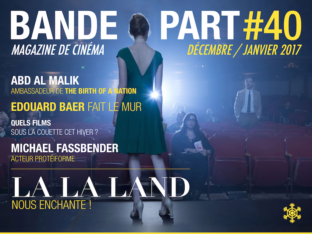 Couverture du Bande à Part 40 : La La Land