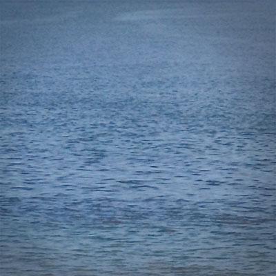 Gustave Kervern sms mer, océan, bleu