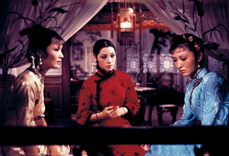 LEGENDS OF LUST DE LI HAN-HSIANG 3 FEMMES