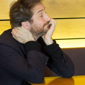 Édouard Baer - Photographie de Annick Holtz