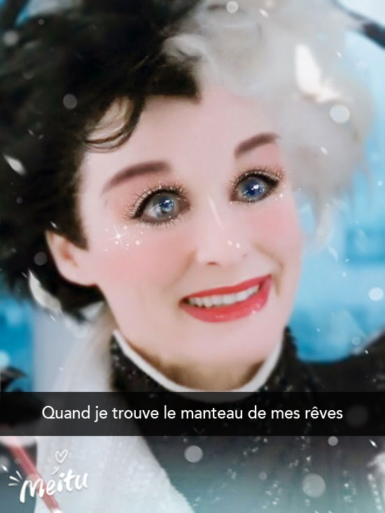 Les-101-dalmatiens-Glenn-Close-Meitu