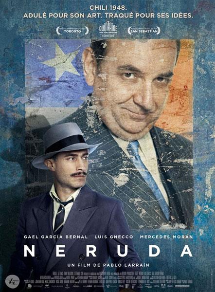 Neruda de Pablo Larraín