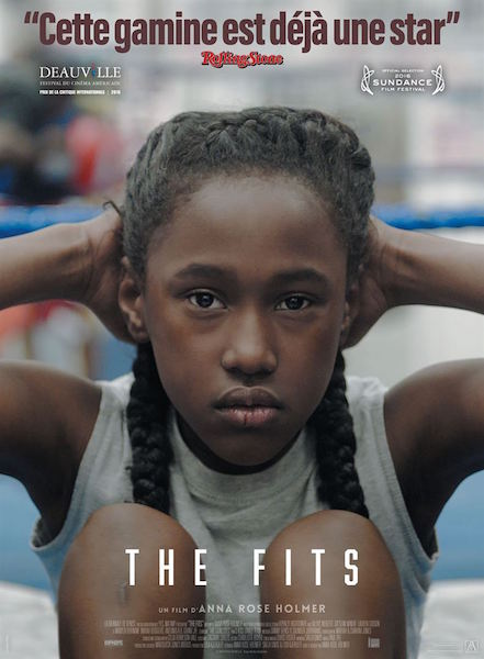 the fits affiche anna rose holmer