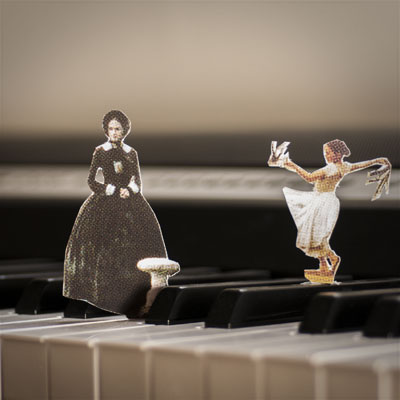 Jérémie Elkaïm Entretien SMS La leçon de Piano Jane Campion Silhouettes