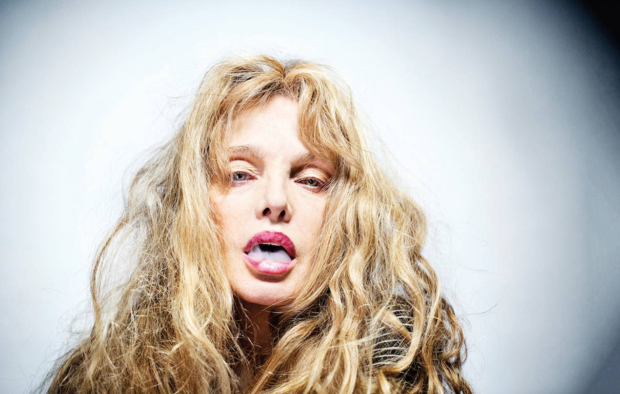 arielle-dombasle-olivier-roller