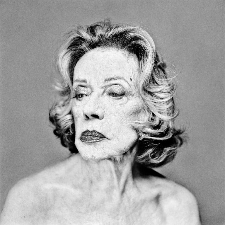 Jeanne Moreau - Oliver Roller - Magazine cinéma - Visage. mis à nu