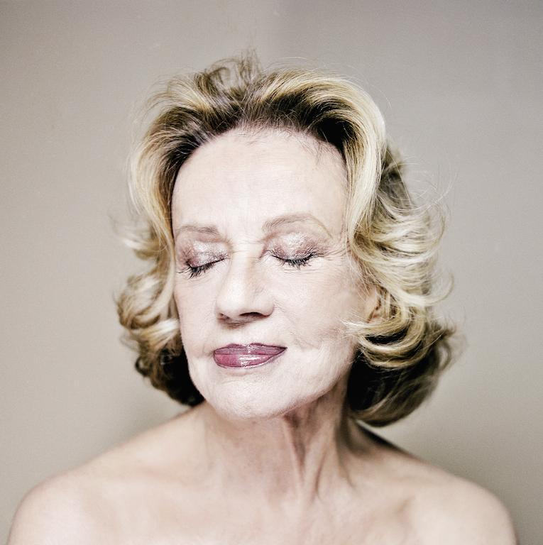 Jeanne Moreau - Portrait chez elle ‡ Paris - Janvier 2006