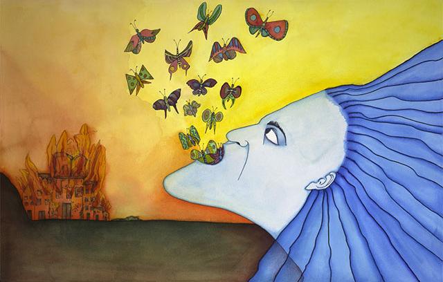 pascALEjandro-exposition-jodorowsky-illustration-androgyne-alchimique-reportage-art