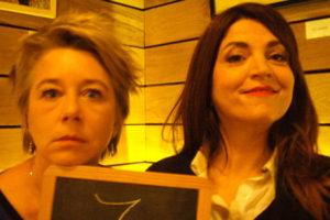 magazine de cinéma - Aurore - Blandine Lenoir - Agnès Jaoui - interview minutée