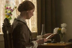 magazine de cinéma - Emily Dickinson, A Quiet Passion - Terence Davies