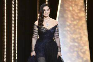 magazine de cinéma - Monica Belluci - Cannes 2017