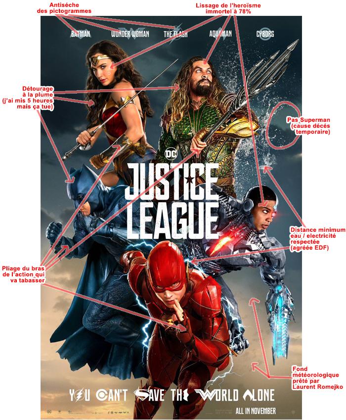 justice-league-stagiaire-des-affiches-image