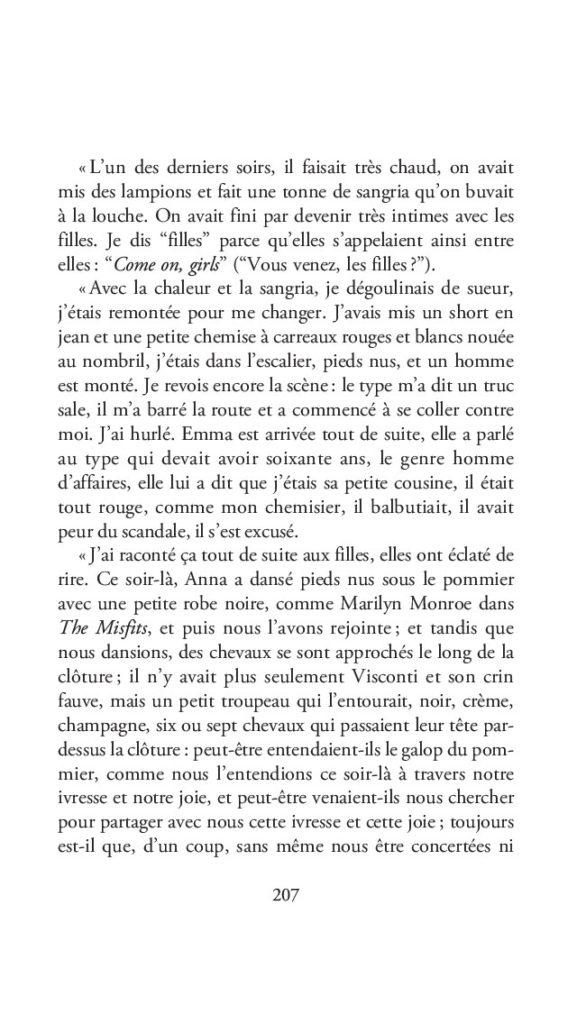 Magazine de cinéma - Yannick haenel - Le cheval Visconti