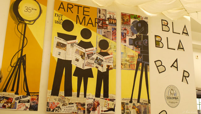 Magazine de cinéma - Festival Arte Mare - 35ème édition - Photo de Ilona Codaccioni