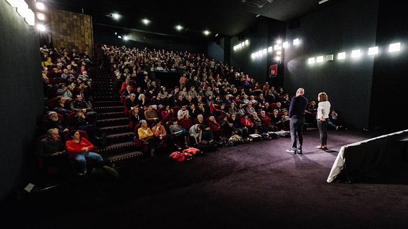 Magazine de cinéma - Festival des 3 continents