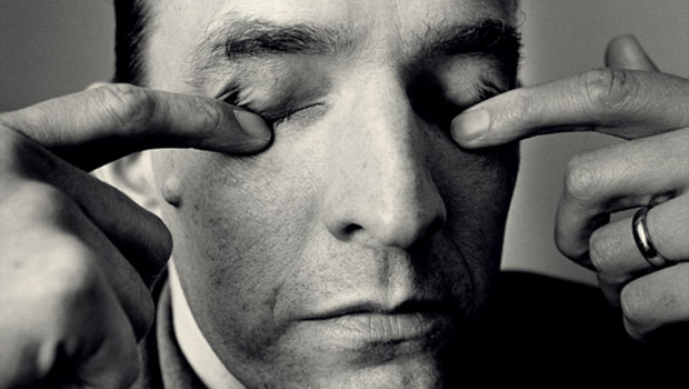 magazine de cinéma - Irving Penn - Ingmar Bergman