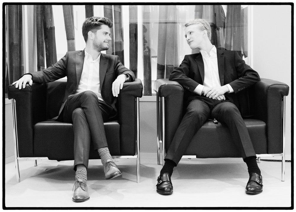 Magazine de cinéma - Yann Vidal - Cannes 2018 - Lukas et Victor