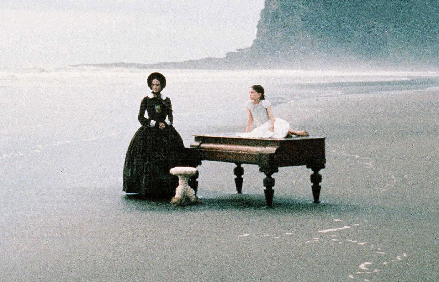 La Leçon de piano de Jane Campion.