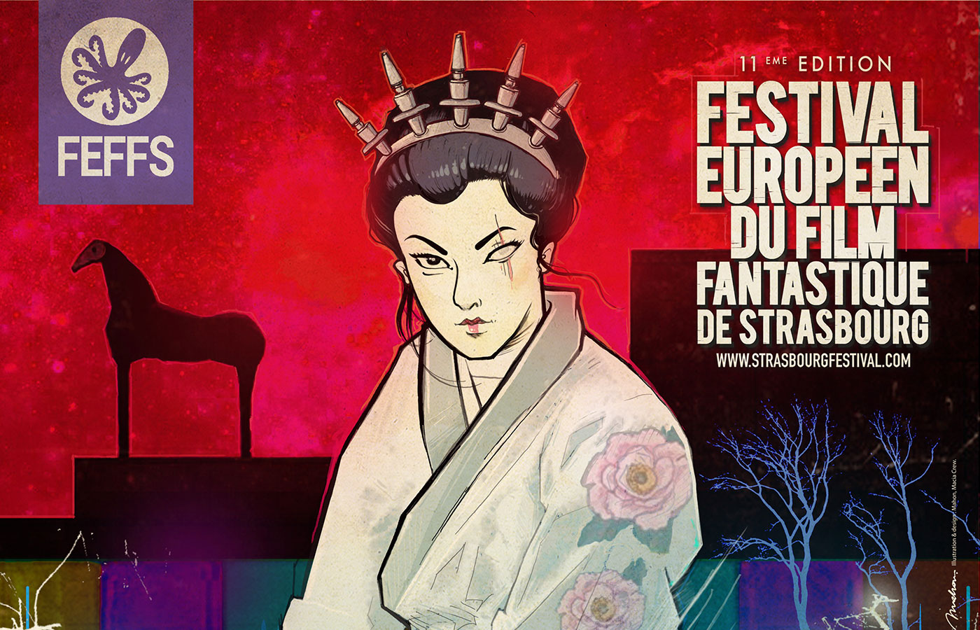 FEFFS 2018 - Festival Européen du Film Fantastique de Strasbourg