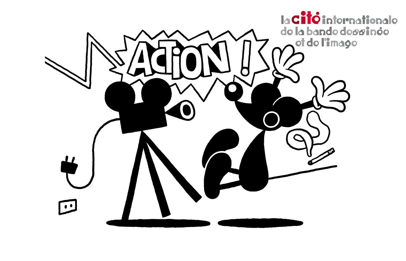 Les Rencontres nationales de la bande dessinée d'Angoulême