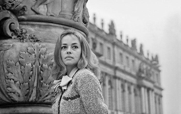 Jeanne Moreau - Philippe R. Doumic