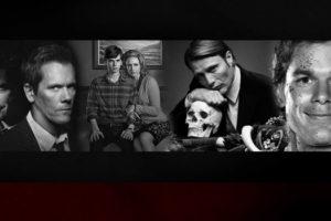 Dossier Tueurs en séries : de la réalité à la fiction. Séries citées : Bates Motel, Dexter, Hannibal, The Following.