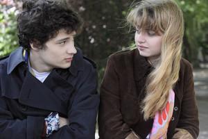 Trois souvenirs de ma jeunesse Arnaud Desplechin Mathieu Amalric Film Scène