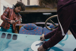 Microbe et Gasoil Michel Gondry Film Twingo Scène