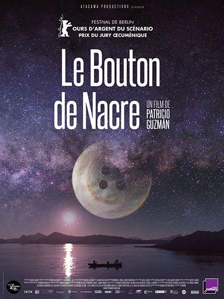 Affiche Film Le Bouton de nacre Patricio Guzman
