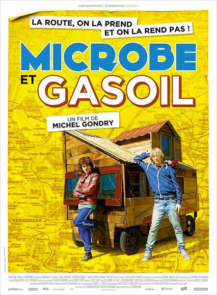 Affiche Microbe et Gasoil