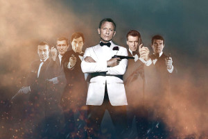 James bond bande a part cinema