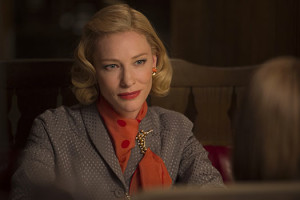 Carol Todd Haynes Cate Blanchett Rooney Mara Drame Film Scène