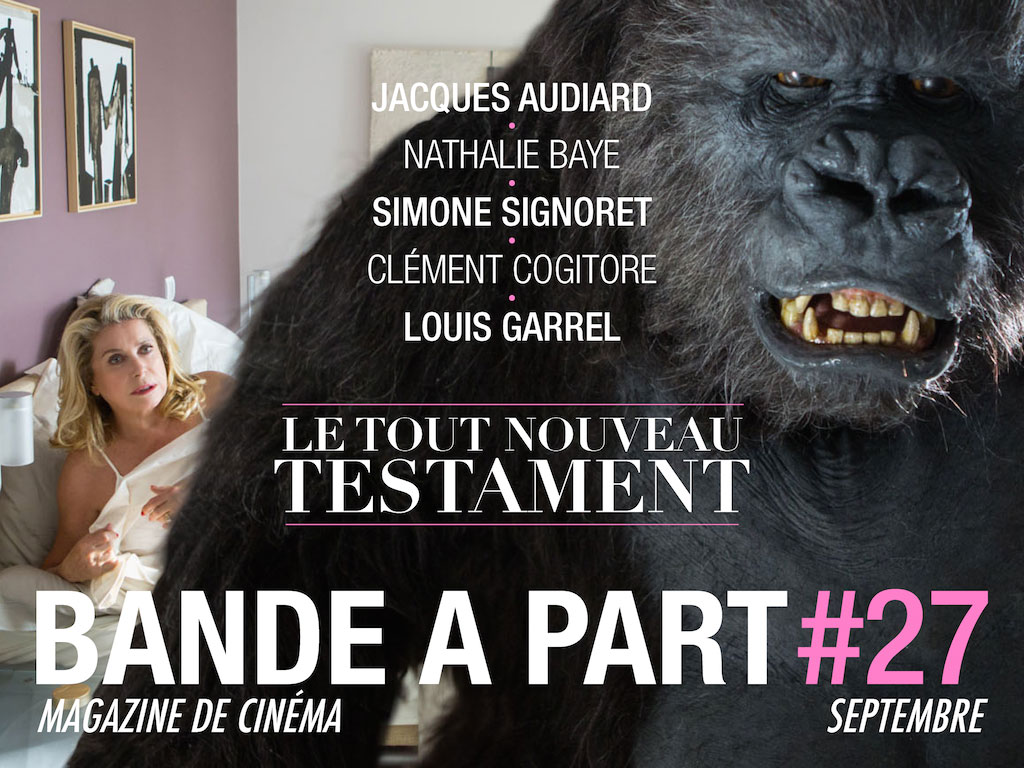couverture BANDE A PART 27