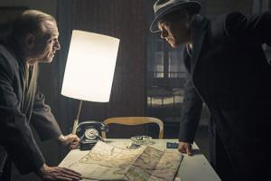 Le Pont des espions Steven Spielberg Tom Hanks Film Scène Suspsense