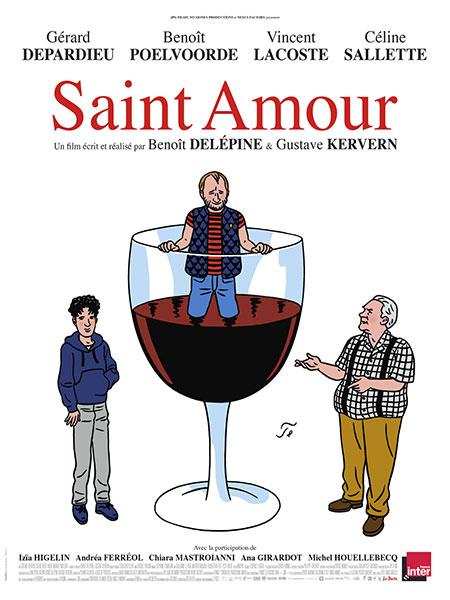 Affiche Saint Amour
