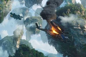 Avatar Cameron Dossier Oscar Effets spéciaux Film Mashup