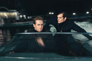 Agents très spéciaux : Code UNCLE Henry Cavill Armie Hammer agents secrets