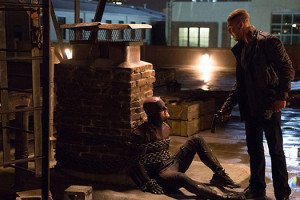 Série Marvel Daredevil Netflix Charlie Cox Super-Héros Punisher Bernthal