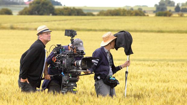 en mai fait ce qu'il te plait photo tournage Christian Carion