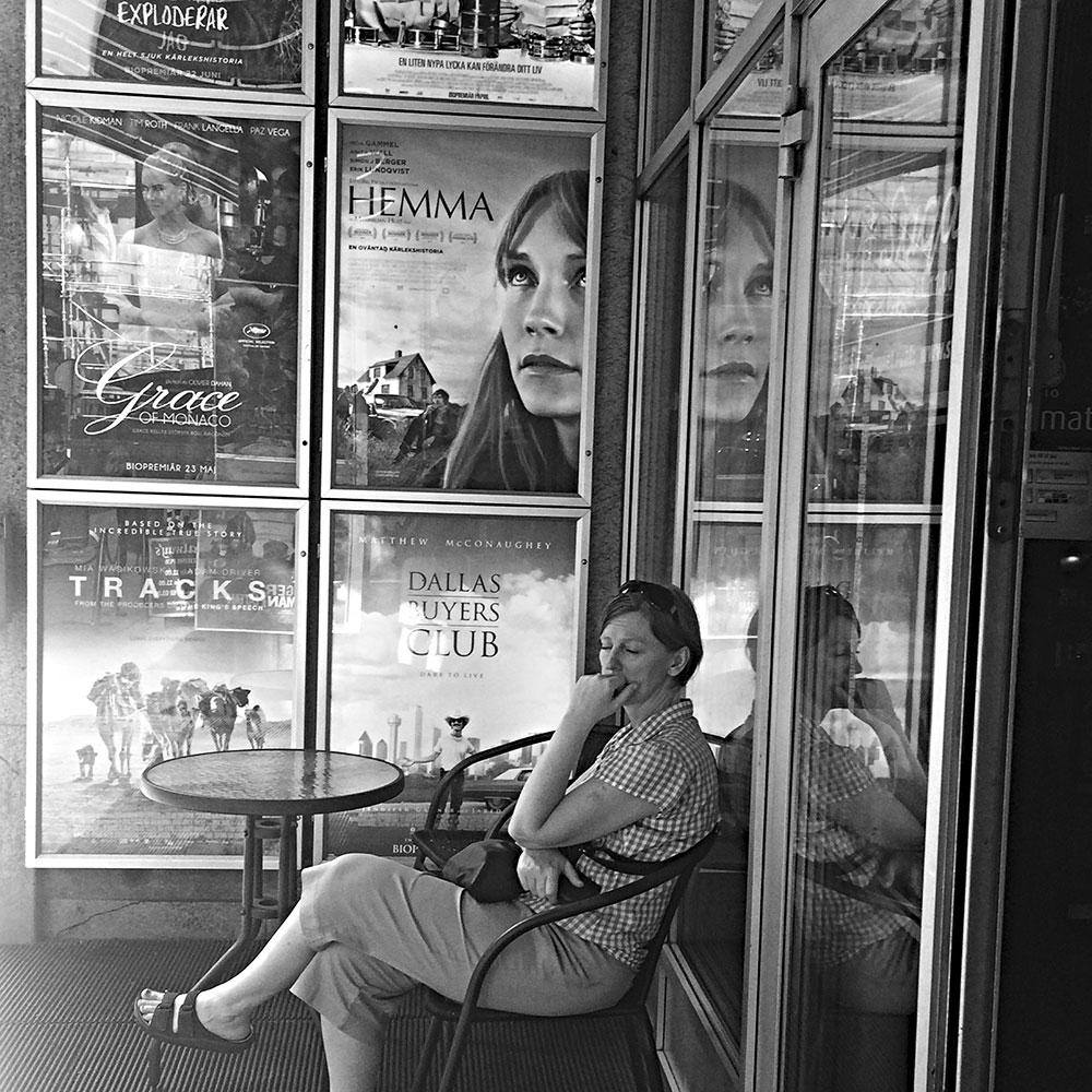 Escale cinéphile à Stockholm