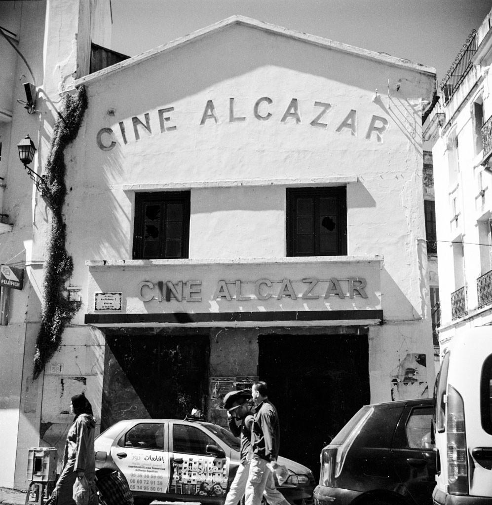 Escale cinéphile à Tanger : Ciné Alcazar