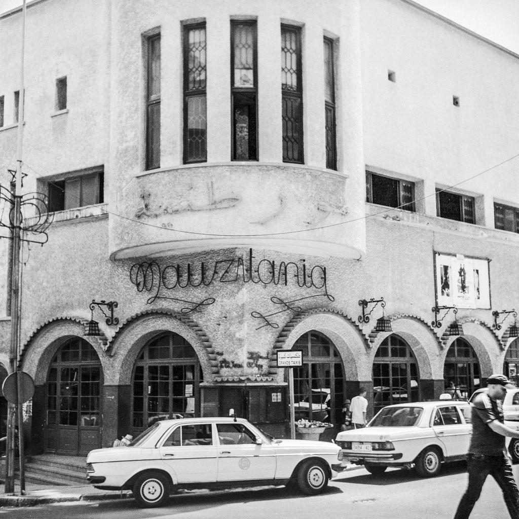 Escale cinéphile à Tanger