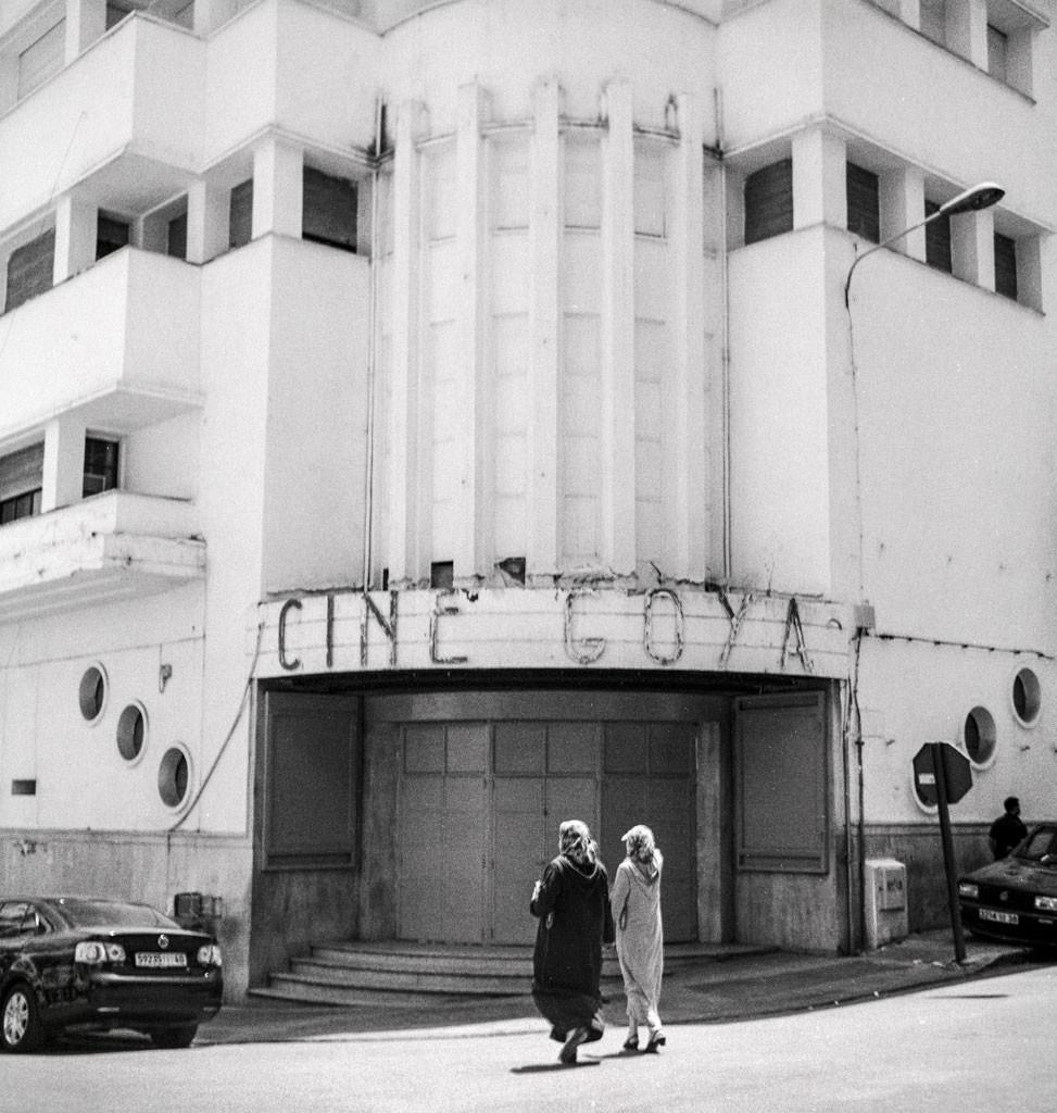 Escapade cinéphile à Tanger : cinéma Goya