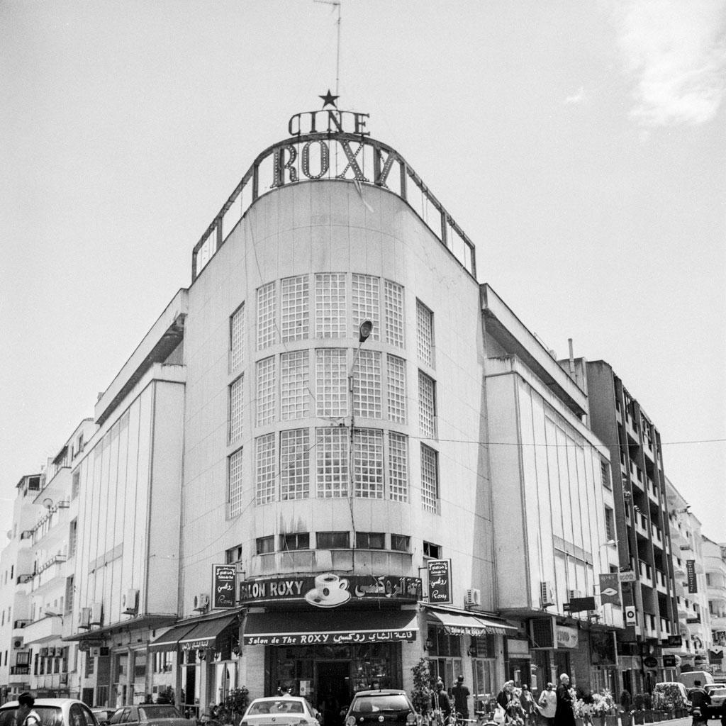 Escapade cinéphile à Tanger : ciné Roxy