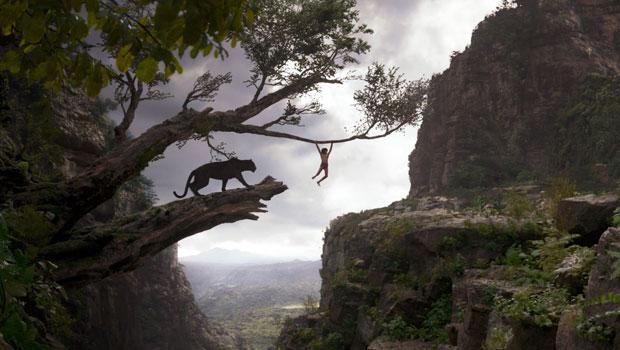 Le Livre de la Jungle de Jon Favreau Moogli et Baghera