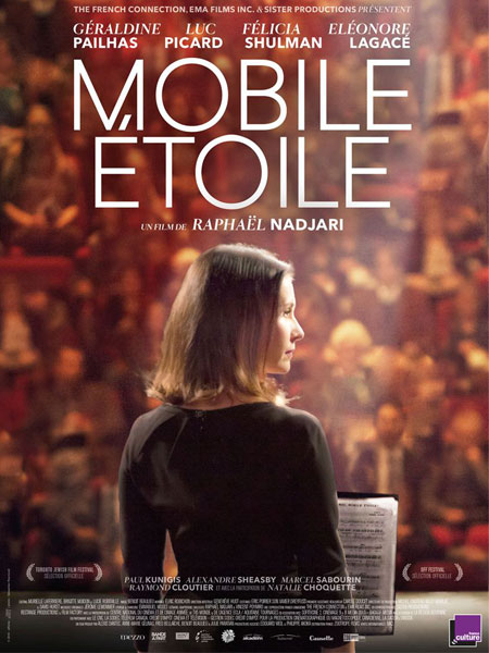 Affiche film Mobile Etoile - film partenaire BANDE A PART, magazine de cinéma